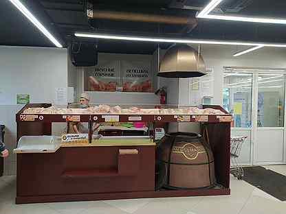 Работающая пекарня