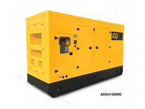 Дизель генератор (дизель электростанция) 300 кВт