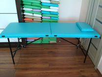 Кушетки массажные столы