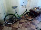 Компактный велосипед