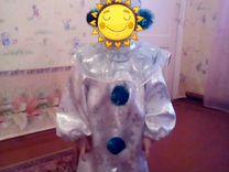 """Новогодний костюм """"Снеговик-Снежок"""""""
