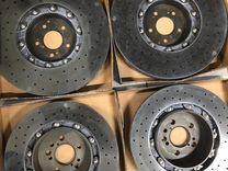 Карбоно-керамические тормоза E63AMG/CLS63AMG ;W212