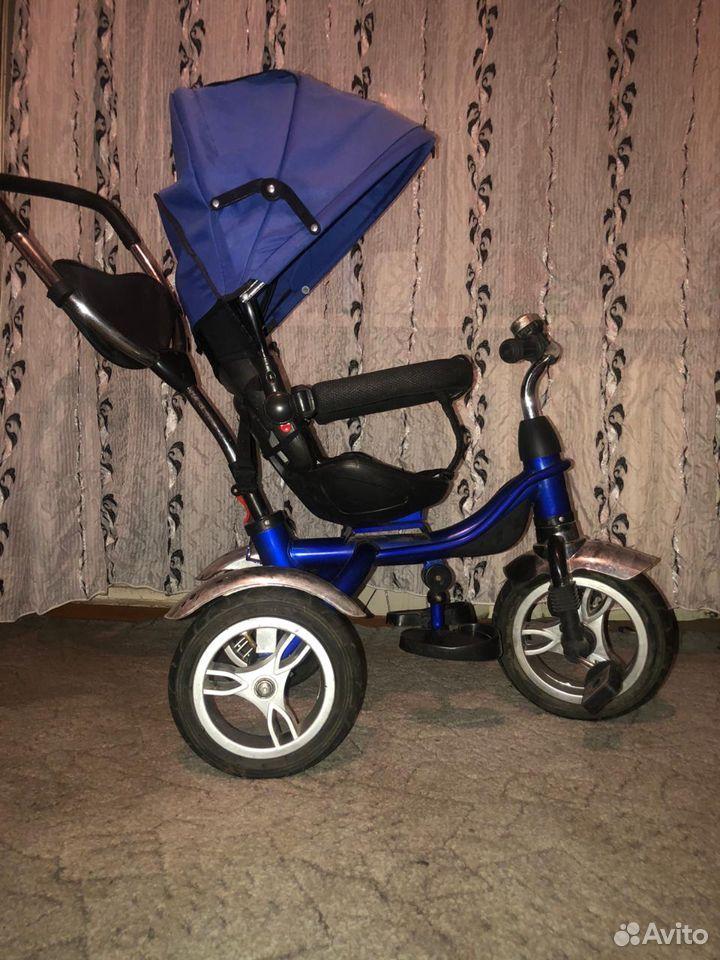 Детский трех колесный велик  89137630747 купить 2