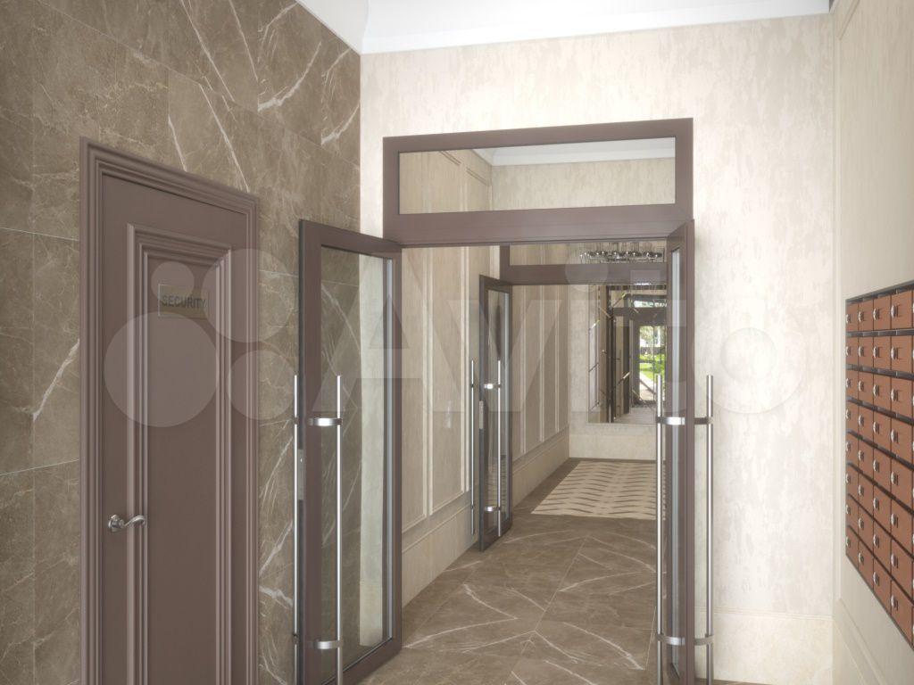 1-к квартира, 42 м², 4/19 эт.  88314107670 купить 6