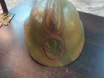 Каска пожарного образца 1954