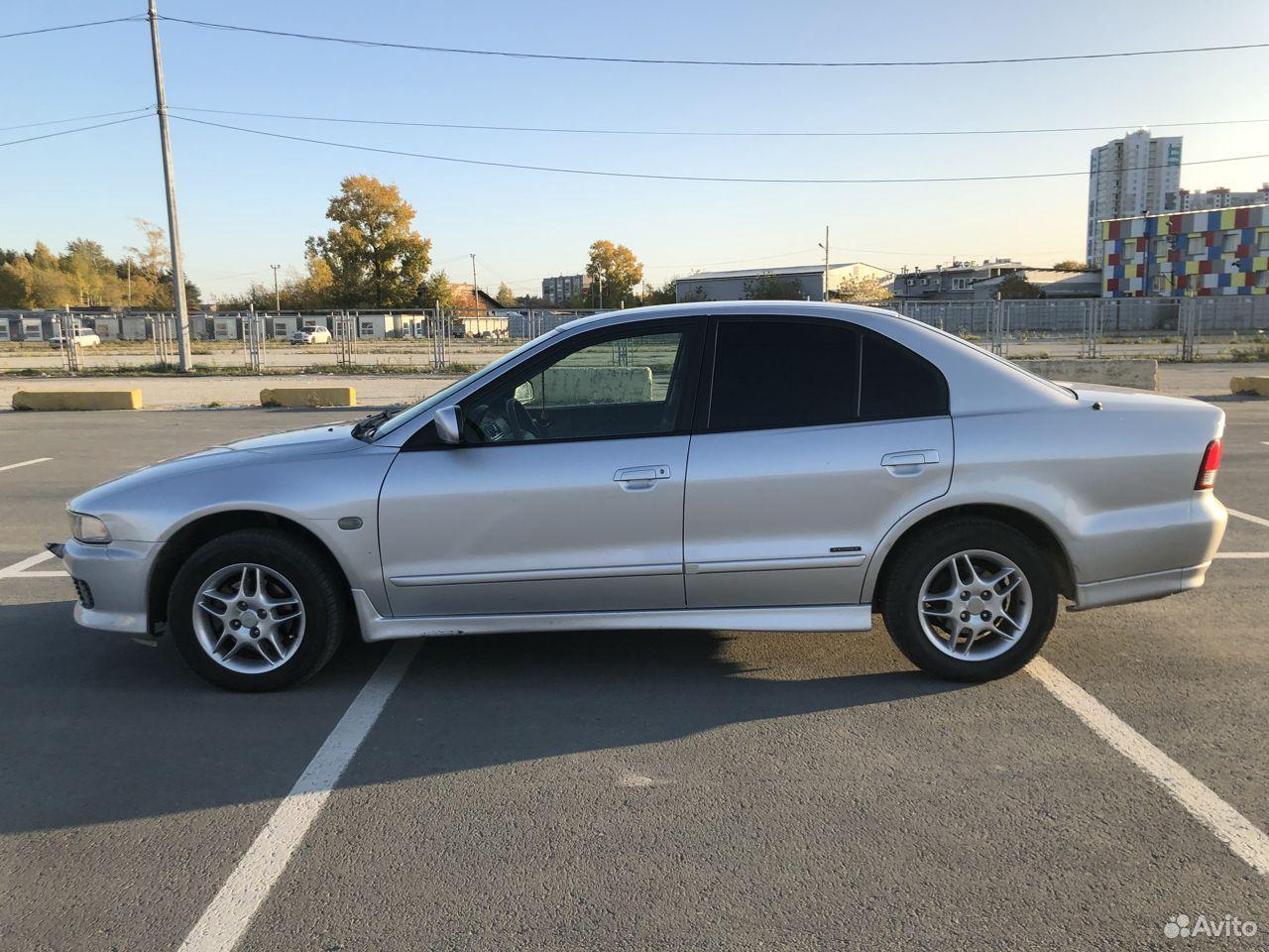 Mitsubishi Galant, 2000  89041647100 купить 5