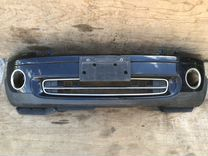 Бампер передний на Mini Cooper One R56 дорестаил