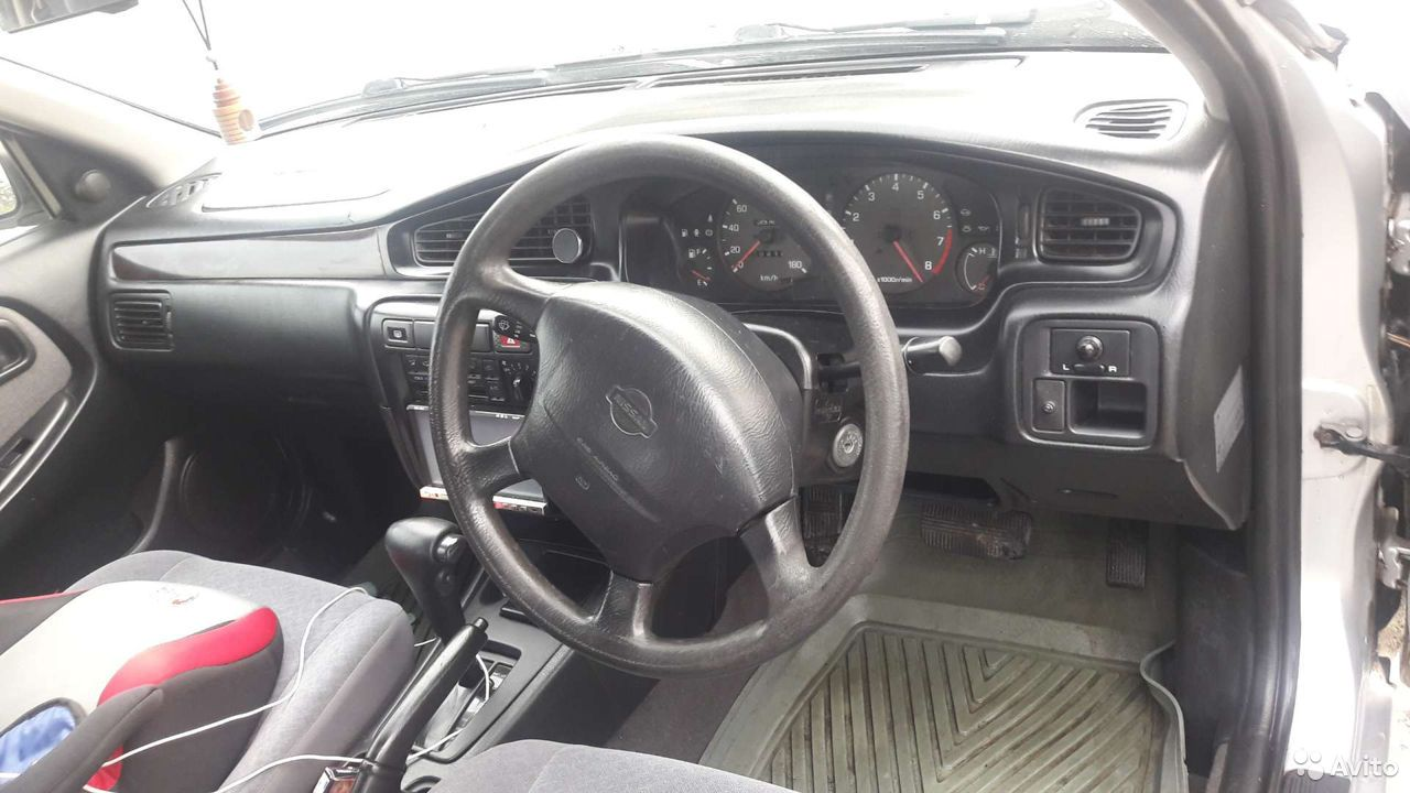 Nissan Bluebird, 1998  89617246366 купить 5