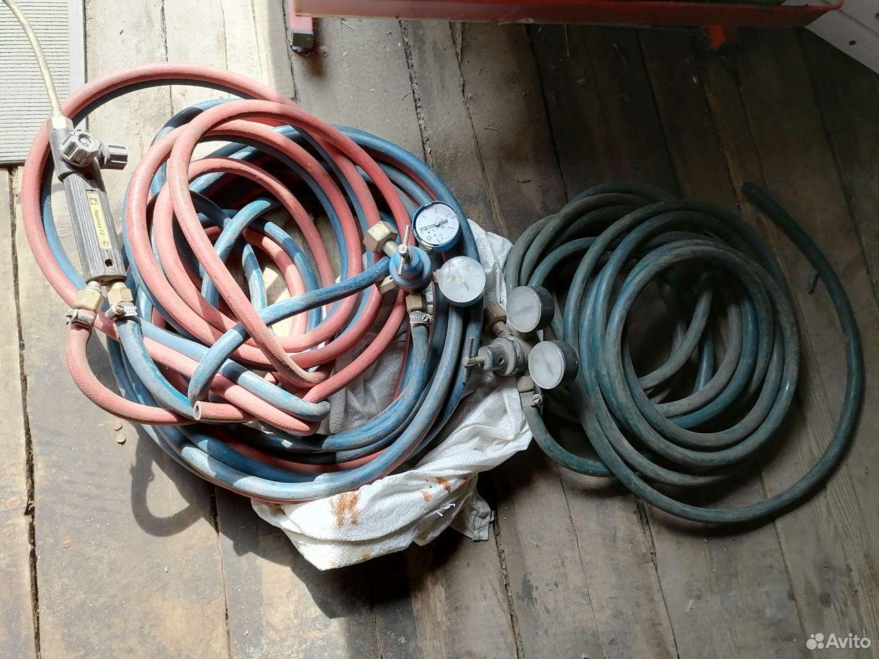 Газовые редукторы+резак+шланги  89324239788 купить 1