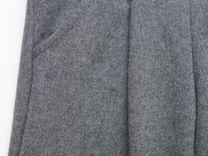 Трикотажные брюки школьные новые