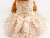 Продам новое праздничное платье для собачки