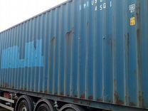 Морской контейнер 40 футов №902276