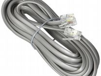 Телефонный провод 4P4C 1.5 метра