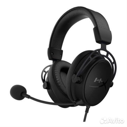 HyperX Cloud Alpha S HX-hscas-BK  89215564608 купить 1