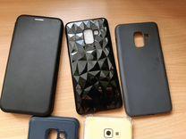 Чехлы на Galaxy A8/ A5
