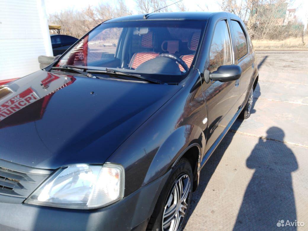 Renault Logan, 2007  89656612799 köp 1