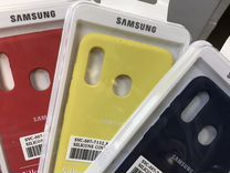 Чехол SAMSUNG A30 silicone cover