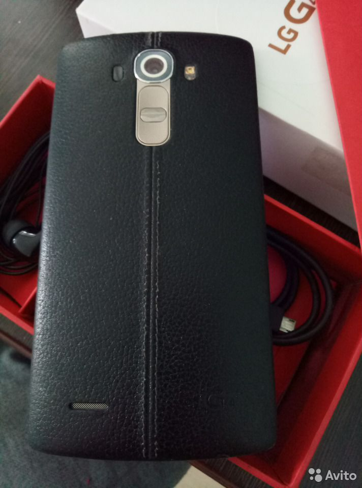 5.5 Смартфон LG G4 H818 16 гб черный