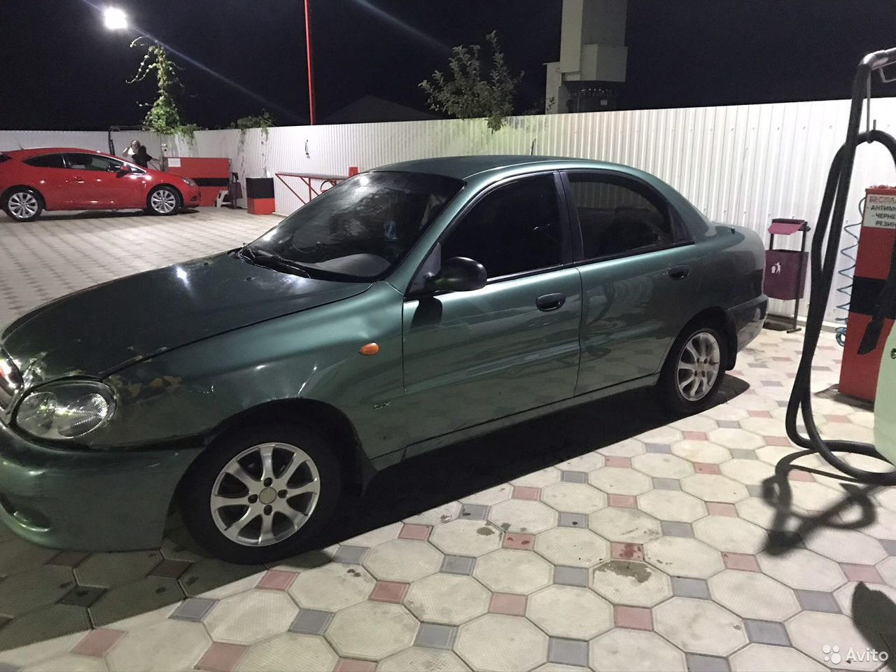 Chevrolet Lanos, 2007  89184548763 купить 2