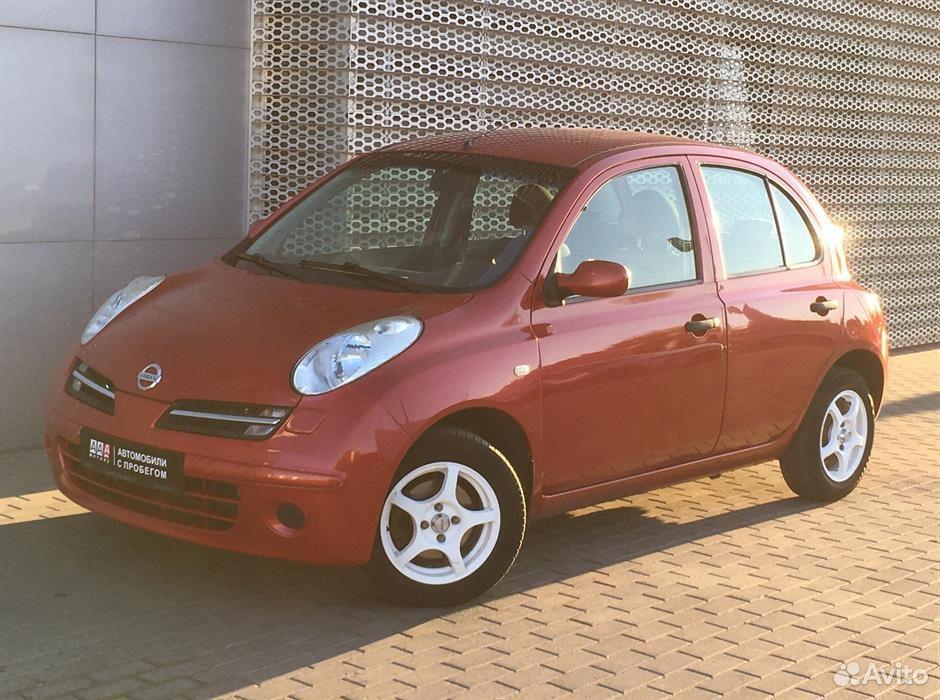 Nissan Micra, 2006  88633330423 купить 1