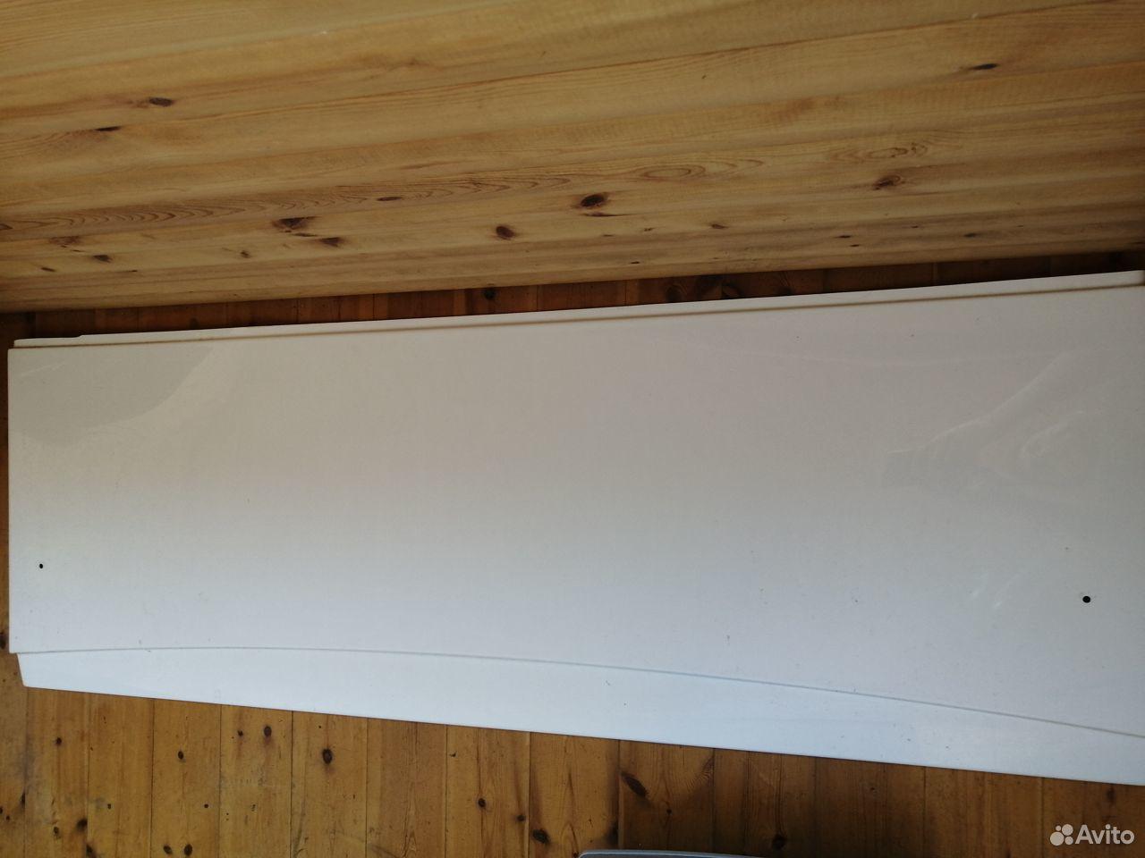 Экран для акриловый ванны длинной 170 см