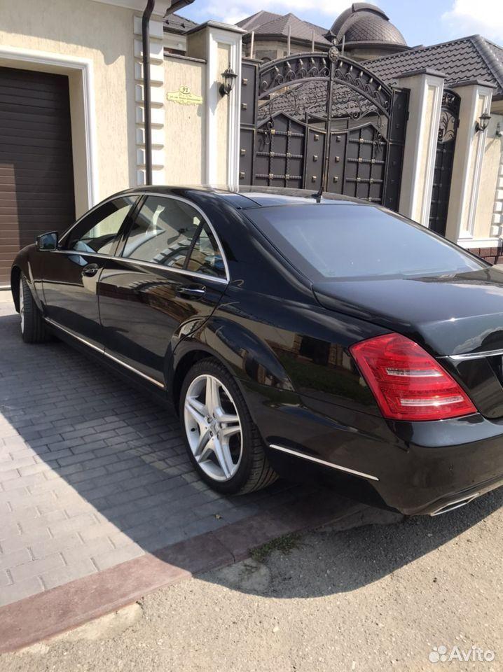 Mercedes-Benz S-класс, 2010  89888302778 купить 2