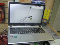 Ноутбук DNS на запчасти NH5KB11