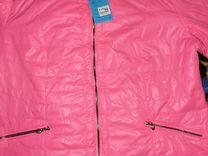 56 рр новая курточка на осень — Одежда, обувь, аксессуары в Санкт-Петербурге
